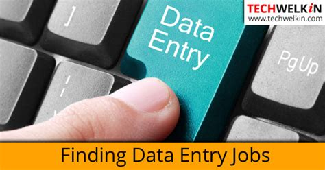 top 10 data entry get work to earn money