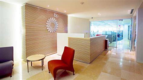 bp mexico city corporate office projects gensler