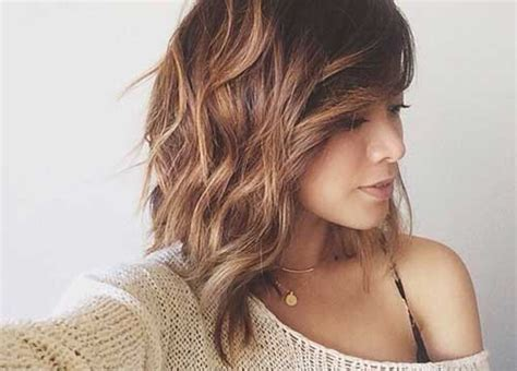 curly bobs with long sides and short in back black women 15 nice layered wavy bob short hairstyles 2017 2018