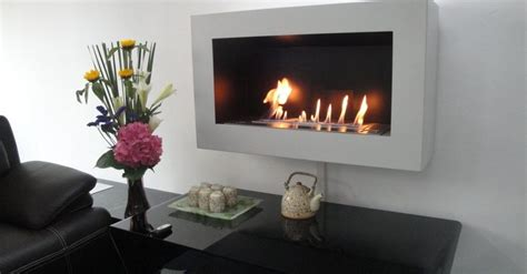 vent free ethanol fireplace afire bio ethanol remote controlled vent free fireplace
