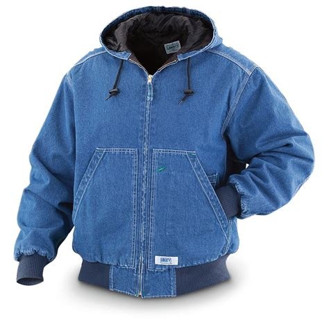 Hooded Jacket hooded jean jacket sweater vest