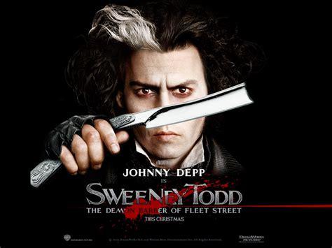 Tim Burtons Sweeney Todd by Sweeney Todd Tim Burton Wallpaper 540578 Fanpop