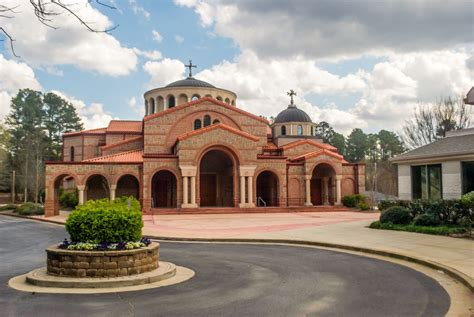 churches marietta ga