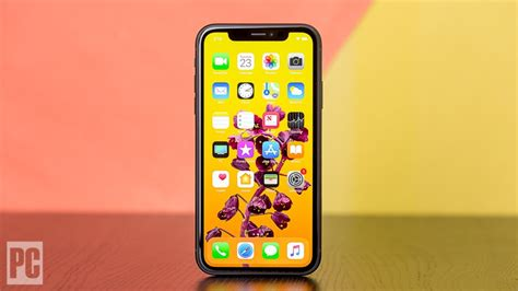 apple iphone xr review rating pcmag