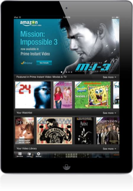 amazon prime app express delivered straight to ps3 amazon instant video app for ipad now available to