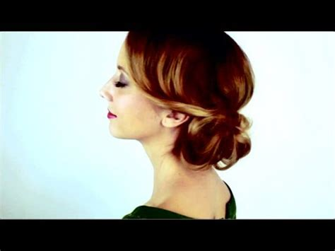1920s wavy hair tutorials 1920 s wavy glam hair tutorial inspired by oz the great