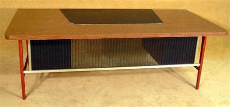 writing desk with matching credenza 1958 gordon bunshaft executive desk with matching credenza