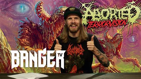 aborted terrorvision review aborted terrorvision album review overkill reviews youtube