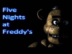 Fnaf 1 main menu theme youtube