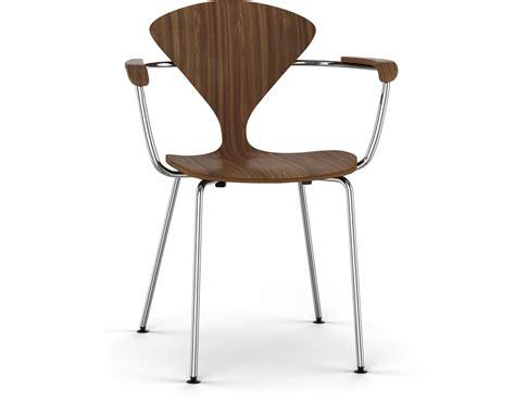 Metal Chair Legs by Cherner Metal Leg Arm Chair Hivemodern