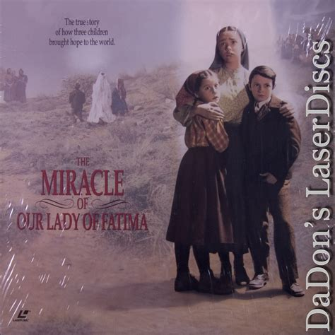 The Miracle Of Our Of Fatima The Miracle Of Our Of Fatima Laserdisc Laserdiscs Other Laser Discs