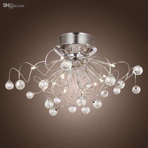 Kronleuchter Mit Led by Moderne Kristall Led Kronleuchter Leuchte Decke
