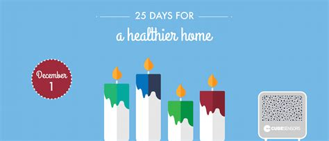 december s darkest day while i breathe i books 25 days for a healthier home choosing candles that won t