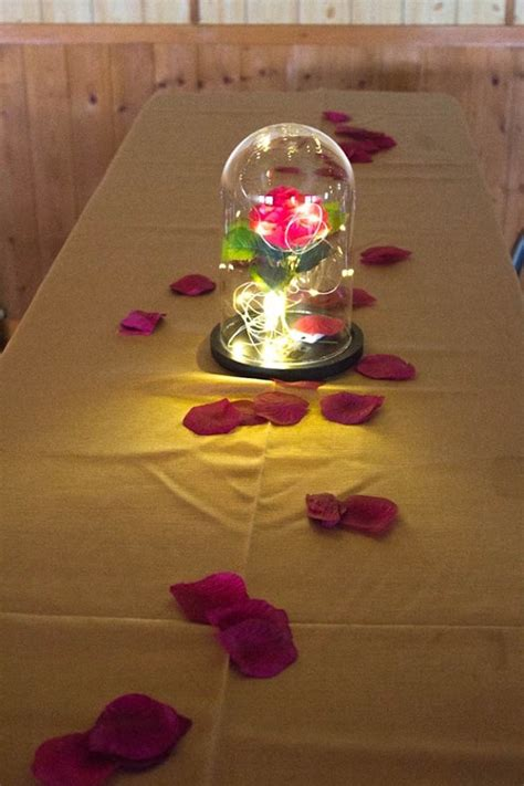 Beauty And The Beast Decorations by Kara S Party Ideas Beauty And The Beast 1st Birthday Party