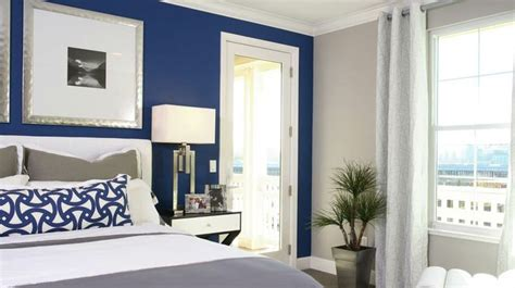 blue accent wall ideas for decor home pinterest