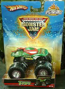 Wheels Truck Turtle Quot Wheels Quot Jam Mutant Turtles