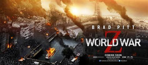 film bagus world war z 映画ワールド ウォーzのあらすじと感想をレビュー おすすめの洋画が一目でわかる名作視聴レビュー