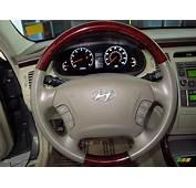 2008 Hyundai Azera Limited Steering Wheel Photos