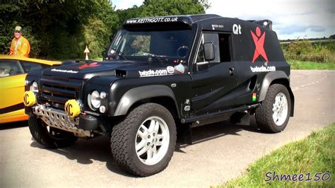 land rover bowler bowler qt wildcat ride sounds accelerations