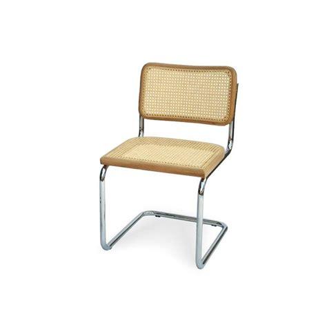 sedie breuer alivar breuer cesca b32 sedia design 4u store