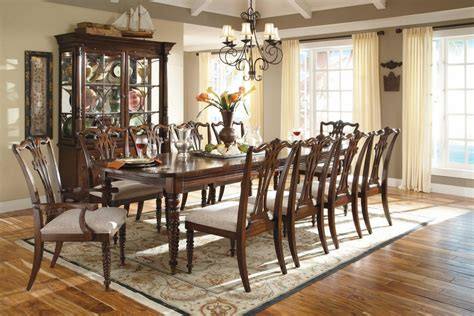dining room table for 12 dining room small formal dining room table sets