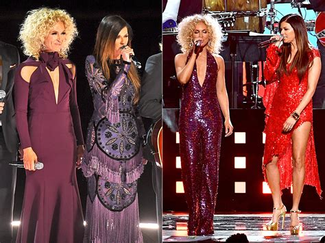 little big town everything changes mp grammys 2017 best dresses the stars who changed from the