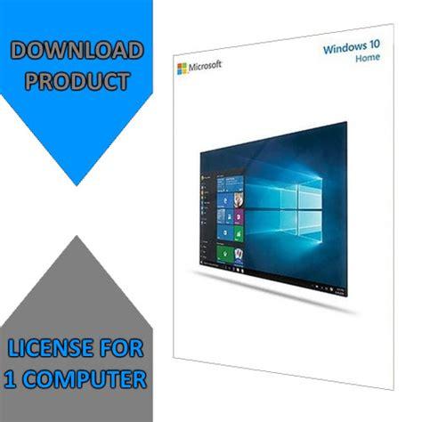 Windows Home 10 64bit windows 10 home 32 64 bit