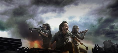 Amc The Walking Dead Fantasy Sweepstakes - the walking dead season episode and cast information amc