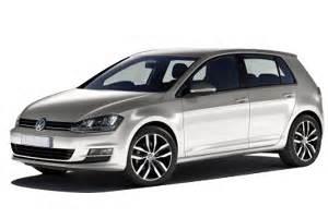 Golf Car Rental Agreement Volkswagen Golf Tdi 105 Business Trendline