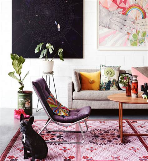eclectic home decor colourful and eclectic home indecora