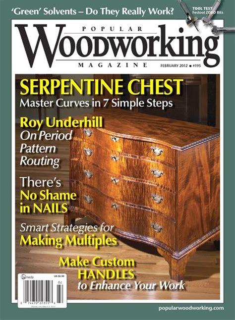 popular woodworking magazine popular woodworking magazine index