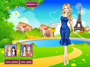 Barbie in paris dress up barbie dress up games barbie