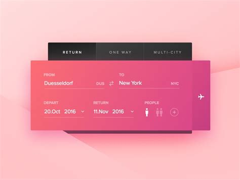 flight search app by mark dribbble 41 best travel ux images on pinterest ui ux mobile ui