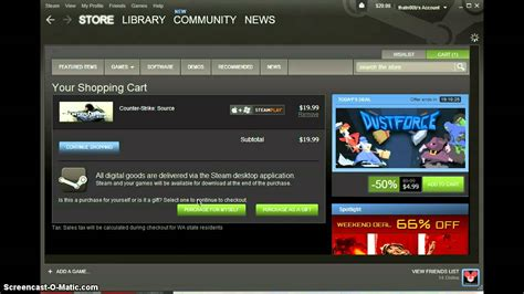 Add Steam Gift Card - steam how to use a steam gift card youtube