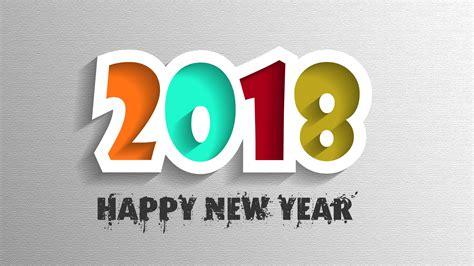 new year v happy new year 2018