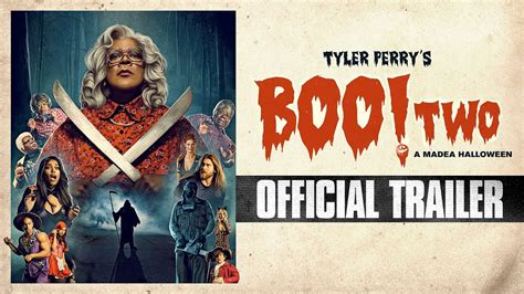 movies today tyler perrys boo 2 a madea halloween by tyler perry boo 2 a madea halloween 2017 movie official trailer