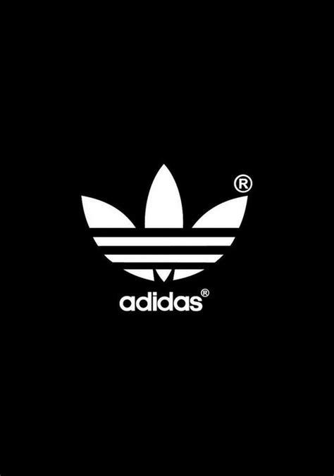 adidas logo wallpaper black adidas logo on tumblr