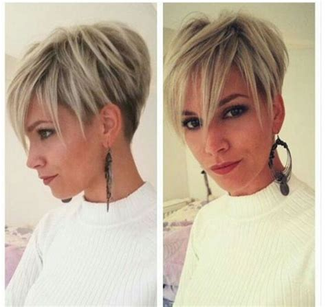 pixi cuts cherry brown and blonde pin by seana thorkildson on hair inspiration pinterest