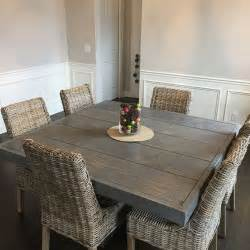 square dining room table 25 best ideas about square dining tables on