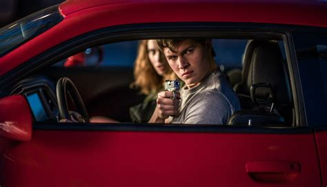 Baby Driver baby driver sets getaway rides to the beat of an ipod fully aware of its own arrested