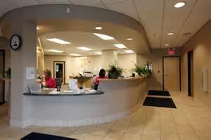 Hospital Reception Desk Image Reception Desk At The Fairlawn Achp Akron Children S Hospital