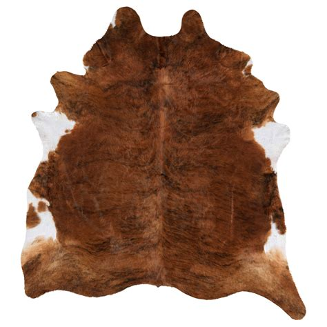 Cowhide Products koldby cow hide brown ikea