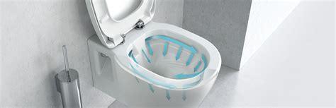 becken neben toilette wc becken ohne rand qv12 hitoiro