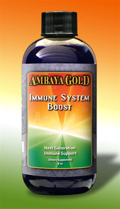 Ambaya Gold Detox And Renew by Immune System Boost Supplements To Increase Mental Clarity