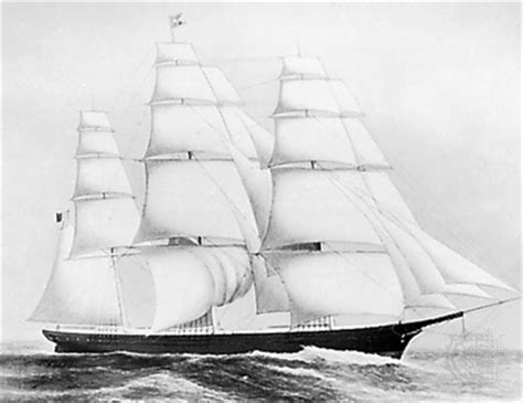 flying cloud boat clipper ship sailing vessel britannica