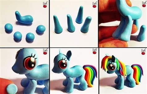 cool things to make out of pony tuto fimo mon petit poney tuto fimo net