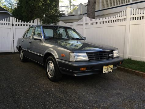 nissan stanza i have a 1985 nissan stanza it runs great and has no problems