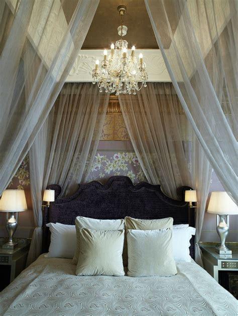 schlafzimmer mit baldachin herrliche schlafzimmer designs 30 coole ideen