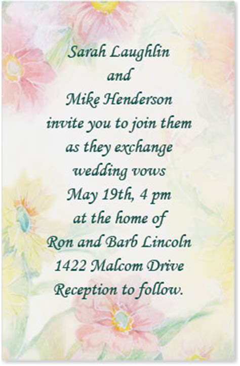 Paper Direct Wedding Invitations by Inexpensive Diy Wedding Invitation Ideas That Wow