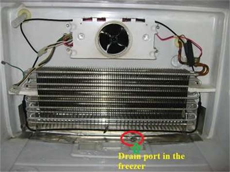 Bosch Kulkas Bottom Fridge Kgn36sr31 solved maytag mtb2156de freezer leaking through the top